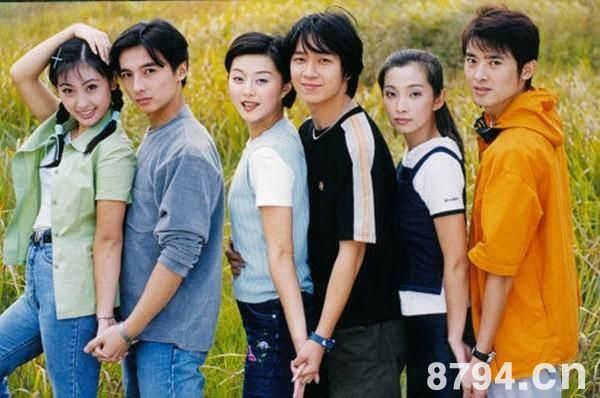 李冰冰任泉主演五部电视剧,你看过几部?满是童年回忆