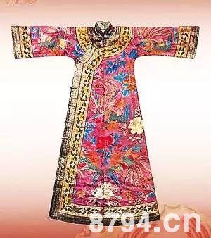 清代国服——满族旗袍介绍