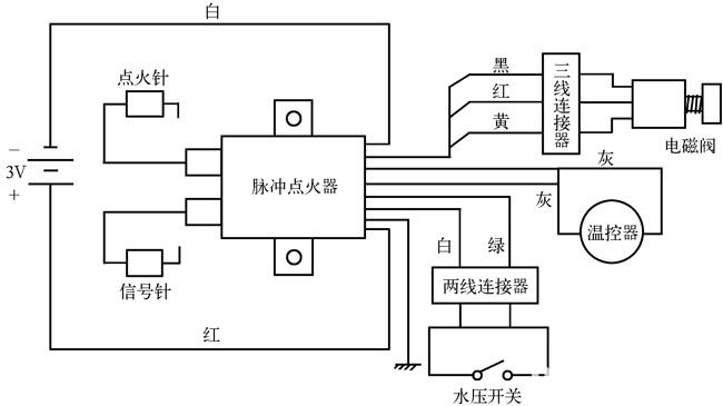 燃气烟道式热水器电路图[第31页]