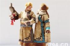 达斡尔族服饰特点 达斡尔族的衣饰