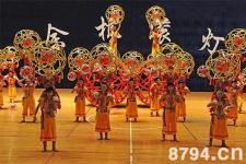 杭州春节之后元宵节闹滚灯 滚灯是什么