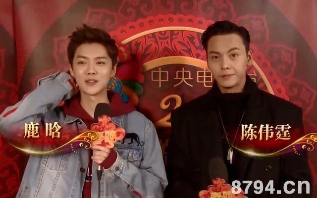 要不是刘德华坠马鹿晗陈伟霆能合唱《爱你一万年》?