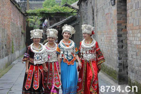 侗家春节习俗
