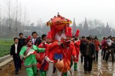 福建省清流县四保有一种独特的婚俗——吵嫁