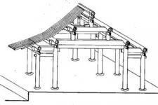 中国古代建筑结构的特点