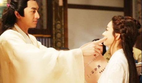 赵丽颖林更新爆出婚纱照,两人会不会在一起?图片