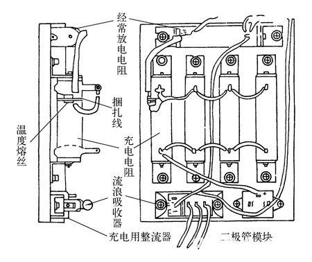 三菱vvvf变压变频控制电梯的维修 故障检修[第3页]
