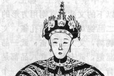清代凤冠霞帔:古代皇帝后妃和朝廷命妇所专用的一种礼服