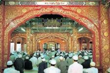 净礼:伊斯兰教的一种特殊的宗教仪式