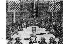 英国革命中的两次内战 革命前的社会政治经济状况