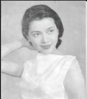 香港演员陈思思个人资料与夏梦 石慧并称为 长城三 公主图片