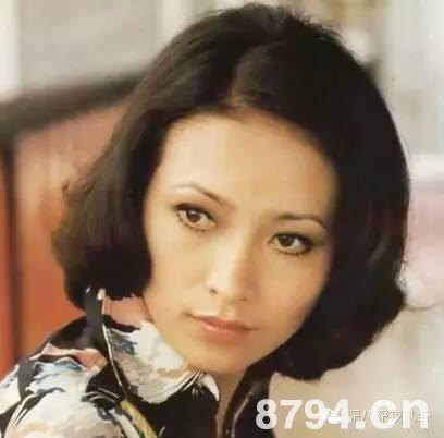 徐枫年轻照片
