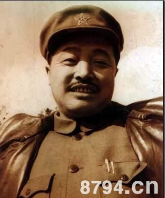 贺龙元帅简介传奇故事