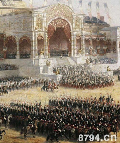 法兰西第五共和国的建立 戴高乐重新上台与新宪法