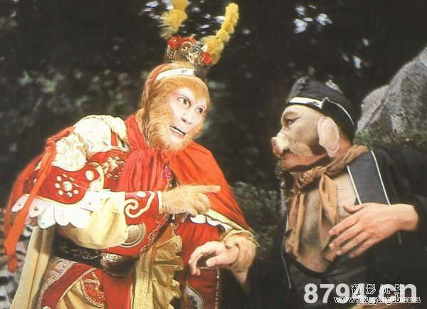 西游记猪八戒人物形象鉴赏 猪八戒的性格特点
