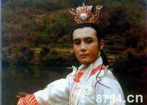 西游记四海龙王,白龙马人物形象鉴赏