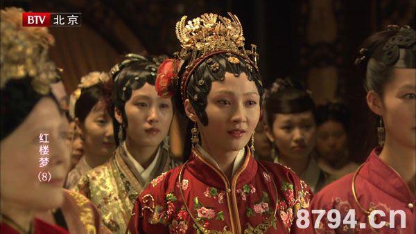 红楼梦王熙凤人物形象分析 每个心眼子里面都装满了机巧和阴谋