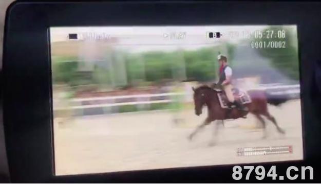 吴秀波参加节目二次意外坠马