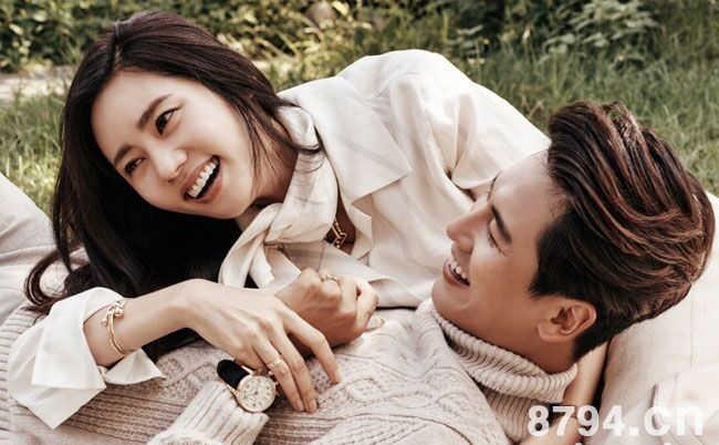 韩国女星秋瓷炫与中国老公摄像机前竟情不自禁……让人羡慕