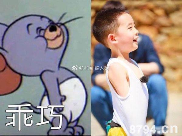 有许多网友纷纷表示:陈小春太霸道了心疼小小春,要抱走他!