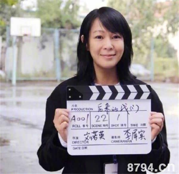 刘若英首当导演拍电影后来的我们
