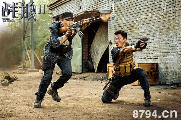 战狼2影评1500字 战狼2影评800字(4篇)