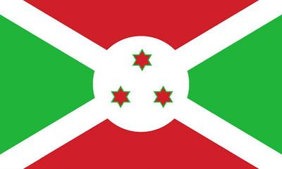 坦桑尼亚国旗ppt素材
