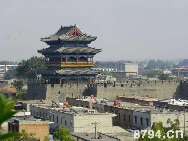 山西忻州古代叫什么 忻州古代与现代地名对照表