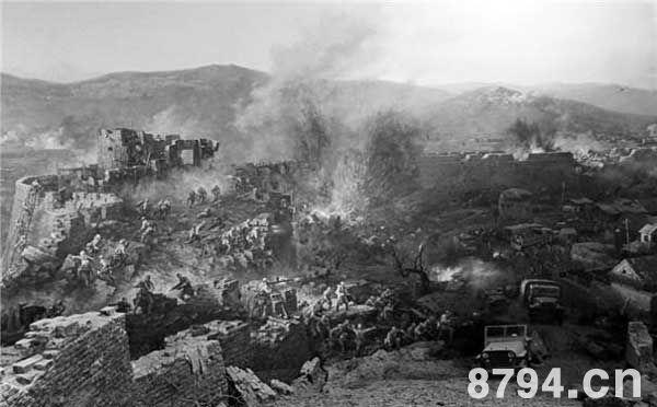 济南战役简介资料 济南战役历史意义 济南战役谁指挥的死了多少人