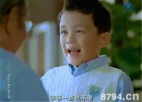 认识了当时这个呆萌可爱的小帅哥,其实吴磊三岁的时候就已经在大荧幕