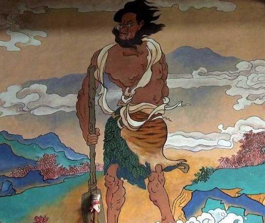 甘之战和启征西河介绍