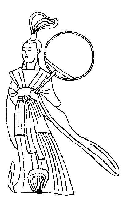 魏晋南北朝服饰特点与图片介绍 魏晋南北朝服饰男服女