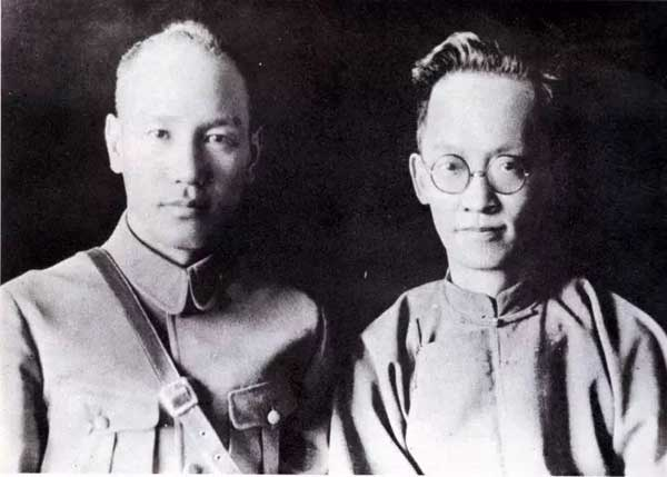 【蒋介石建立南京政府的时间】在背叛中诞生的蒋家王朝