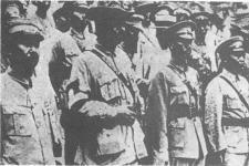 【中原大战资料简介起因】一场大规模的军阀混战以蒋介石的胜利而告终