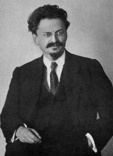 【托洛茨基怎么死的被谁杀害的】苏联革命家托洛茨基生平资料简介