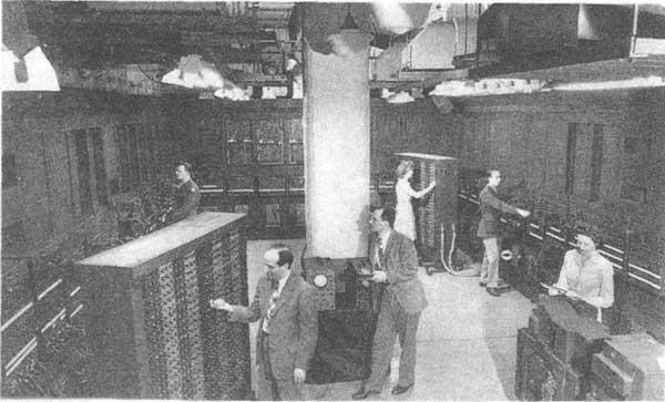 【世界第一台电子计算机诞生于什么时候】人类科技发展史的重大突破