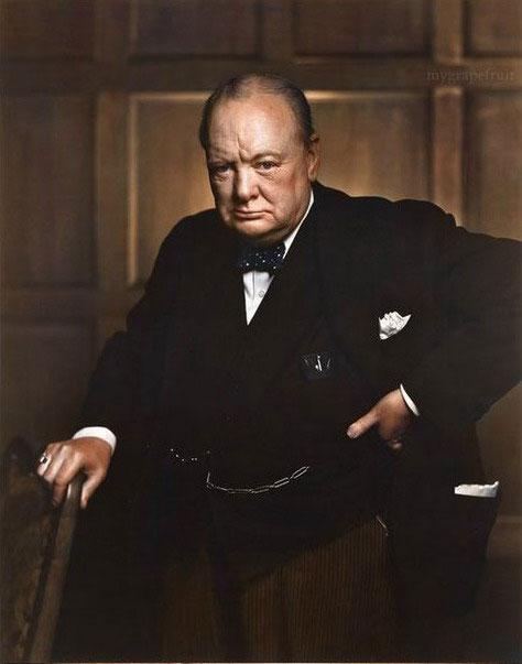 英国前首相丘吉尔怎么死的 英国前首相丘吉尔生平简介资料