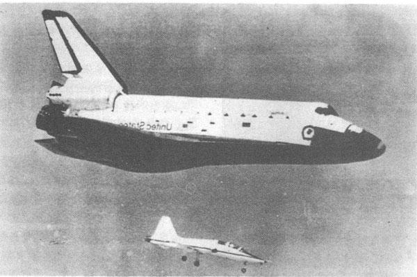 【美国哥伦比亚号航天飞机首飞成功】航天史中的一个
