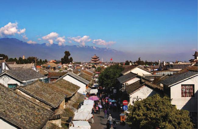 云南最美的地方大理千年古城的温婉时光 春季大理旅游攻略