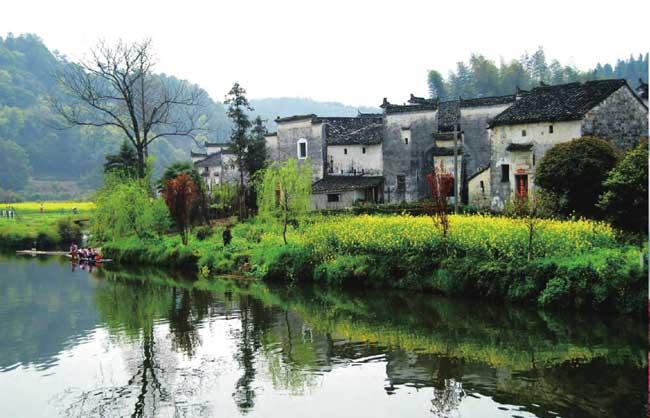 中国最美的乡村江西·婺源妩媚画卷 婺源自助游攻略