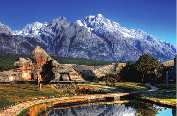 云南最美最值得去的地方丽江玉龙雪山下的古意时光 丽江什么季节去最好
