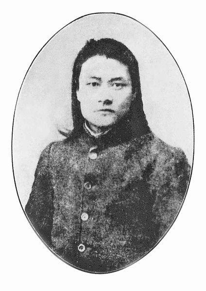 【华兴会创始人陈天华简介是男是女】陈天华为什么在日本蹈海自杀