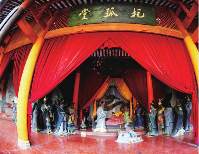白帝城托孤_长江三峡几月份去最好 三峡旅游最佳时间 长江三峡烟雨氤氲的 ...