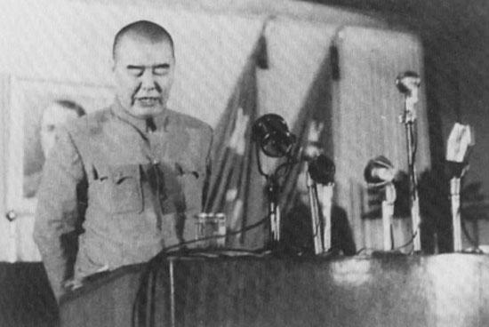 邓宝珊将军简历生平传奇经历 曾担任甘肃省政府省主席