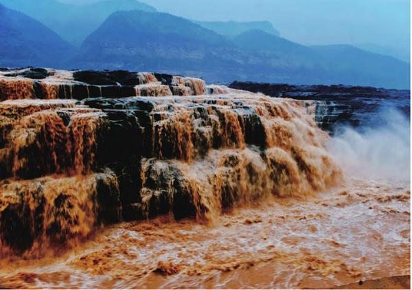 壶口瀑布最佳旅游观赏时间攻略 山西最美的地方壶口瀑布壮美冰瀑摄人心魄