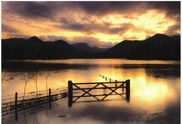 英格兰湖区