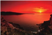 最美的海景爱琴海旅游攻略 蓝白背景下的浪漫和瑰丽