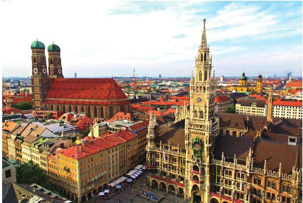 德国·慕尼黑