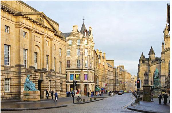 苏格兰·爱丁堡