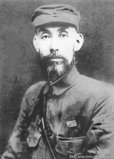 爱国将领范筑先将军简介简历生平经历 范筑先是怎么死的